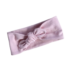 Cotton Heandband Simple with bow