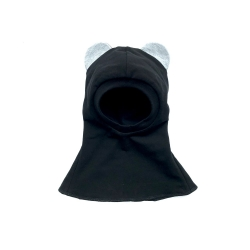 Black bear baby Balaclava