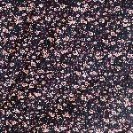 Rožinės gėlytės juodame